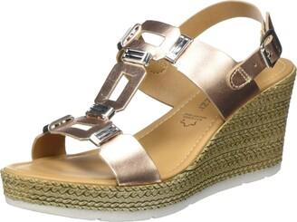 Marco Tozzi Women's 2-2-28355-24 Ankle Strap Sandals
