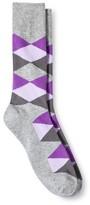 Merona Men's 1PK Argyle Socks