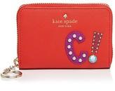 Kate Spade Hartley Lane Cassidy Letter Wallet