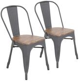 Lumisource Oregon Dining Chairs