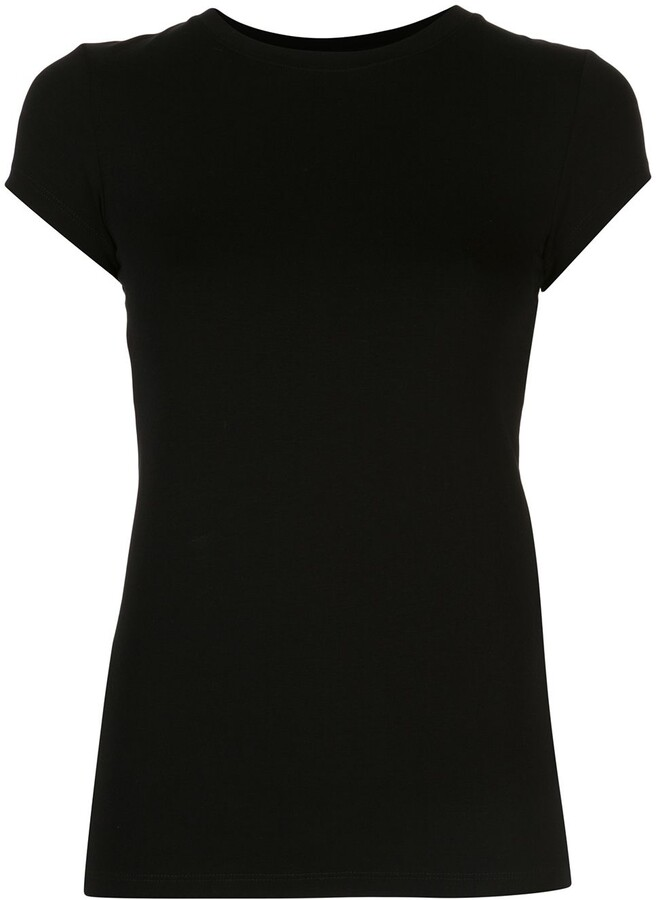 Thumbnail for your product : L'Agence Ressi crew neck T-shirt