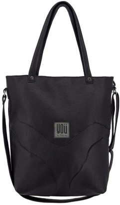 You By Tokarska Leather handbackbag Goa Black