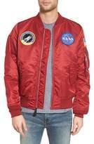 Alpha Industries Lightweight NASA L-2B Bomber Jacket