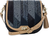 Brahmin Sonny Denim Velazquez Small Crossbody