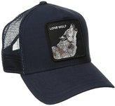 Goorin Bros. Mens Lone Wolf Hat in Navy