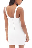 Forever 21 V-Neck Bodycon Dress