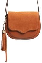 Rebecca Minkoff 'Large Suki' Crossbody Bag - Brown