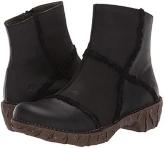 El Naturalista Yggdrasil NG59 (Black) Women's Shoes