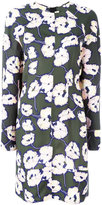 Marni floral print dress - women - Cotton/Viscose - 40