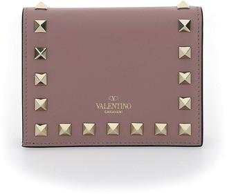 Valentino Rockstud Small Wallet