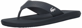 Lacoste Men's Croco Sandal