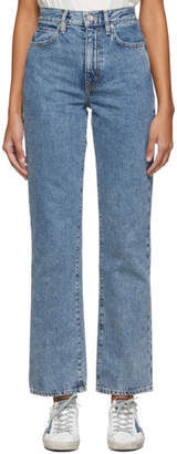SLVRLAKE Blue London Jeans