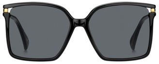Givenchy 57MM Square Sunglasses