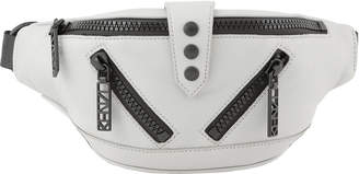 Kenzo Leather Pouch Bag