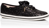 Kate Spade New York Keds Glitter Lace Up Sneaker