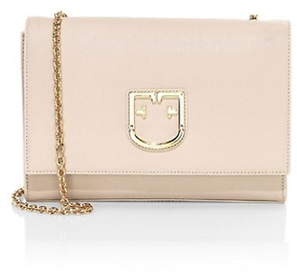 Furla Small Viva Leather Pochette
