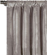 "Eastern Accents Winchester Rod Curtain Panel, 108""L"