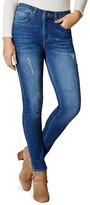 Karen Millen Skinny Jeans in Vintage Wash