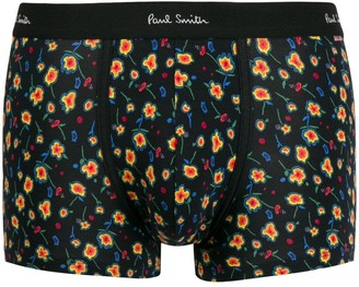 Paul Smith Heat Map floral print boxer briefs