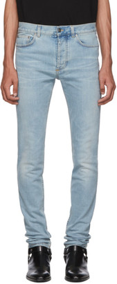 Givenchy Blue Slim-Fit Jeans