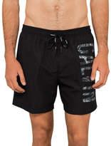 Calvin Klein Intense Power Plus Medium Drawstring Swim Short