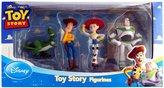 Toy Story Disney Pixar Figurines [4 Pack]