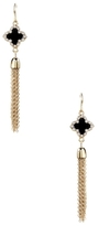 Amrita Singh Clover Tassel Earrings
