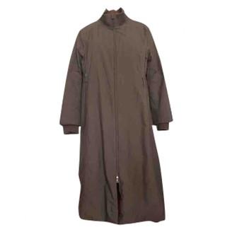 Prada Anthracite Coat for Women