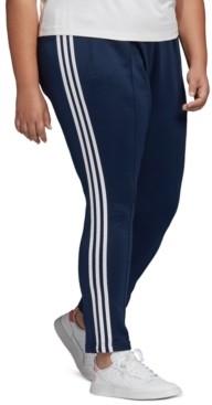 adidas Plus Size Adicolor Primeblue Track Pants