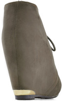 Boutique Opening Bootie in Stone