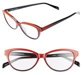 Corinne McCormack Women's Marge 50Mm Reading Glasses - Black