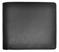 Emporium Leather Co Royce New York Men's Bifold Credit Card Wallet