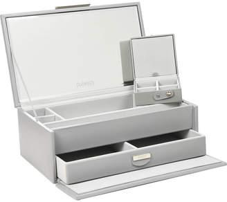 Dulwich Designs - Notting Hill Jewellery Box - Grey - Medium