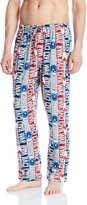 Marvel Men's Captain America Civil War Stripe Lounge Pant