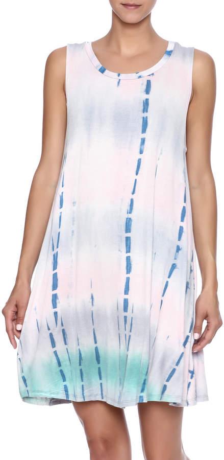 Umgee USA Tie Dye Dress