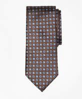 Brooks Brothers Multi-Flower Tie