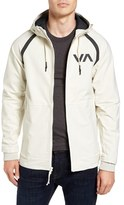 RVCA Men's Grappler Hooded Jacket