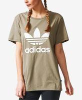 adidas Treifoil Boyfriend T-Shirt