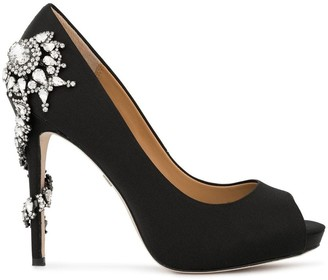 Badgley Mischka Royal pumps