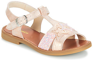 GBB SHANTI girls's Sandals in Pink
