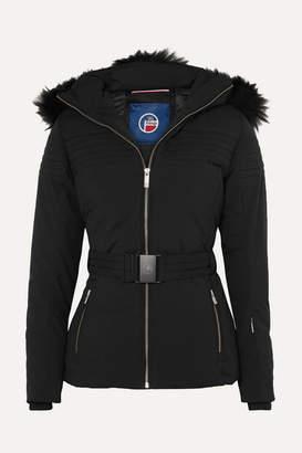 Fusalp - Najy Hooded Quilted Ski Jacket - Black
