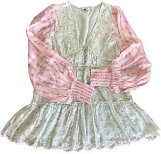 HEMANT AND NANDITA Multicolour Dress for Women