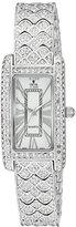 Croton Women's CN207539RHMP Analog Display Quartz Silver Watch