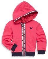 True Religion Baby's Two-Piece Cotton Hoodie & Jogger Pants Set