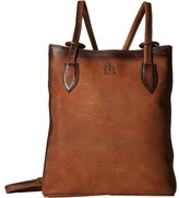 STS Ranchwear - The Baroness Convertible Backpack/Shoulder Bag Backpack Bags