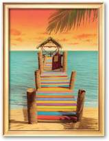 "Art.com Tropicana"" Framed Art Print by Robin Renee Hix"