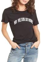 Sub Urban Riot Sub_Urban Riot No Resolutions Graphic Tee