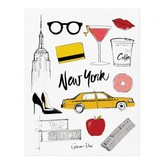 Rifle Paper Co. Rifle Paper New York by Garance Doré Poster - 28x35 cm