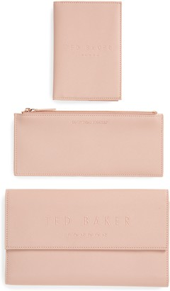 Ted Baker Giliani Leather Travel Wallet
