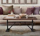 Pottery Barn Pittsburgh Crank Coffee Table